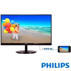 PHILIPS 224E5QHAB 22型AH-IPS電腦螢幕