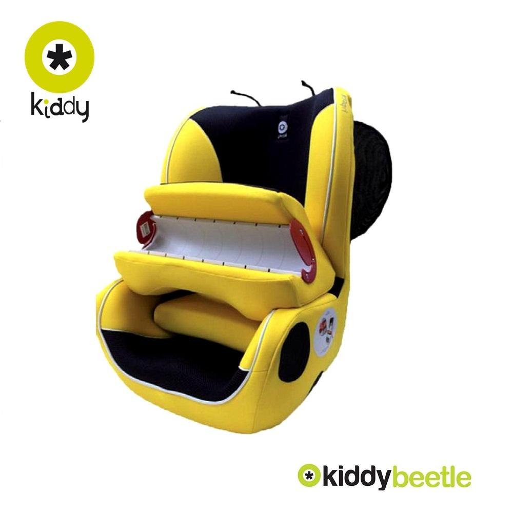 【kiddy奇帝】beetle甲殼蟲汽車安全座椅