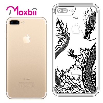Moxbii iPhone 7 Plus 5.5吋 simpOcase光雕殼-?...