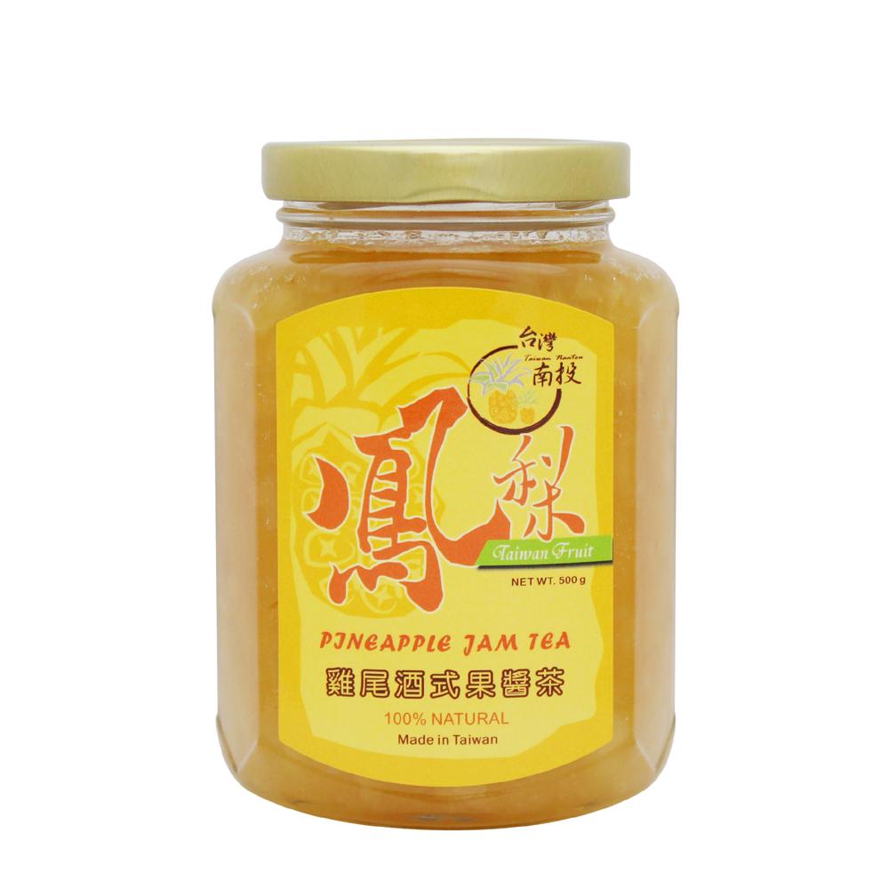 南投鳳梨生產合作社 鳳梨旺來茶(500g)