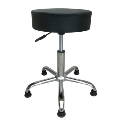 E-Style 五爪固定腳-吧台椅/工作椅/吧檯椅(三色可選)