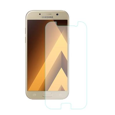 【SHOWHAN】Samsung A5(2017) 9H鋼化玻璃貼疏水疏油高清抗...