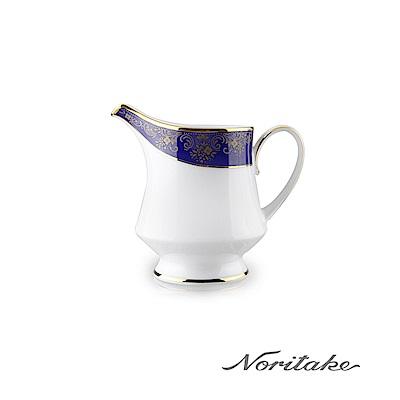 Noritake 藍色樂章奶精罐