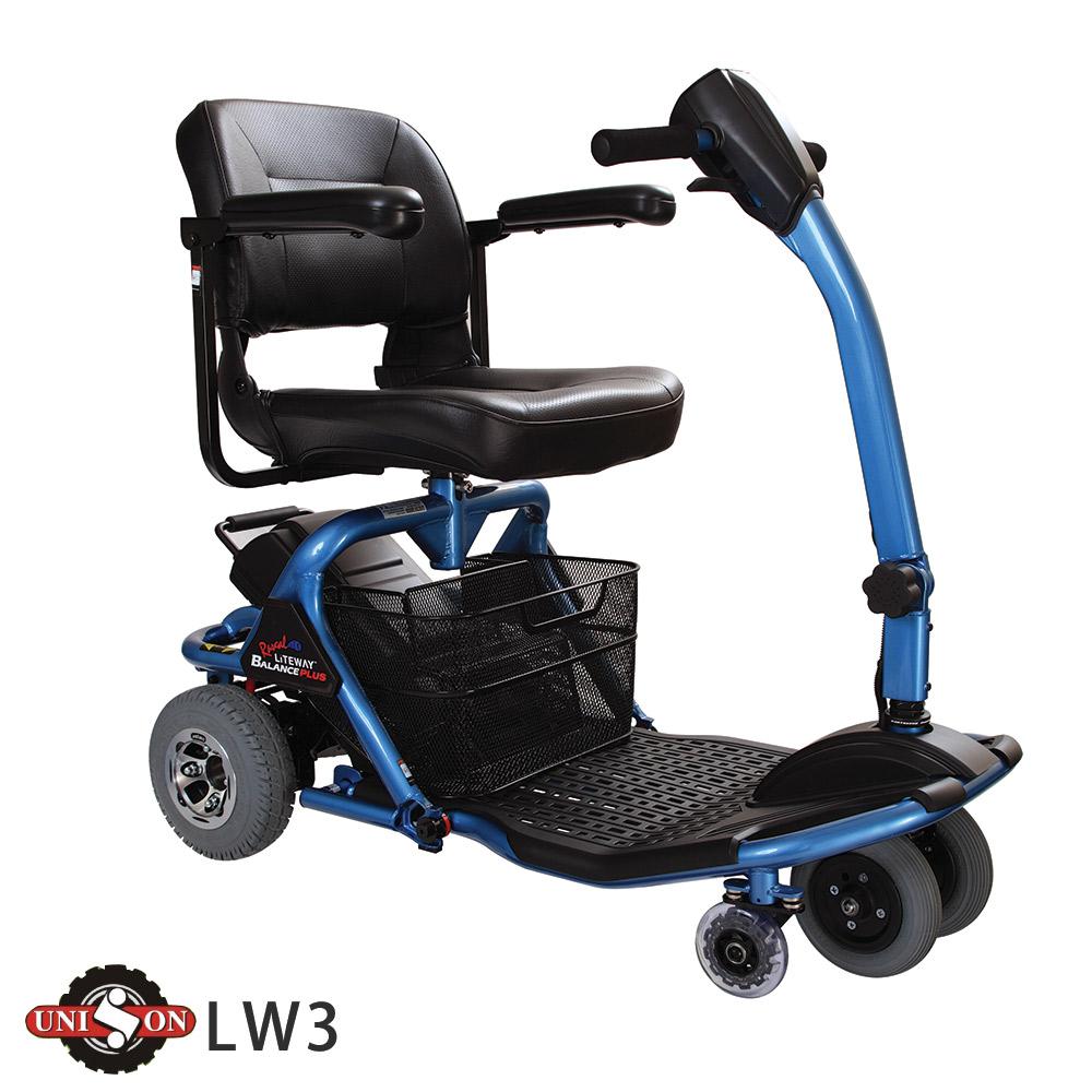 諧和UNISON 電動代步車-US-LW3