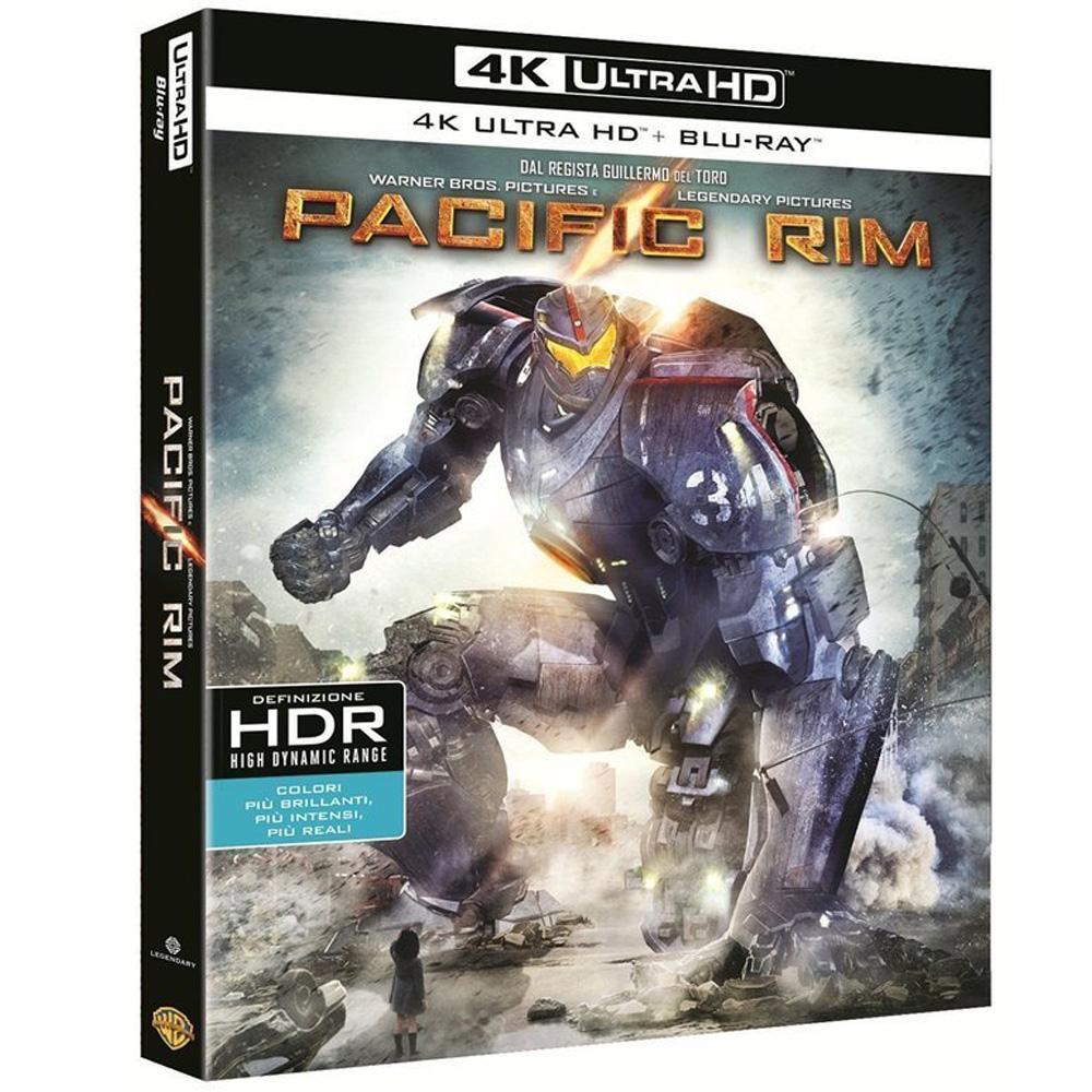 環太平洋 4K UHD + BD 雙碟限定版  藍光 BD