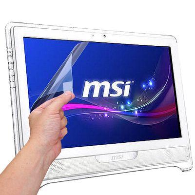 EZstick 靜電式霧面螢幕貼(多點觸控專用滑順型)-MSI AE2410 24吋寬專用