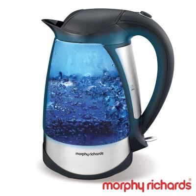 英國Morphy-Richards-頂級湛藍電水壺