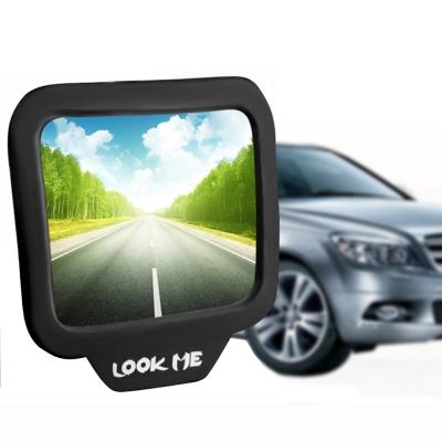 汽車後座後視鏡 B柱輔助鏡 廣角鏡