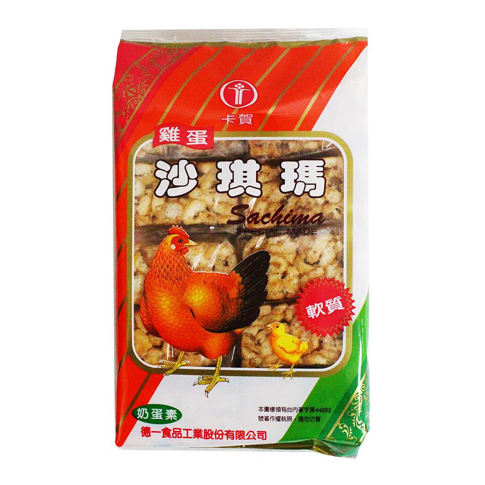 卡賀 雞蛋沙糖琪瑪(180g)
