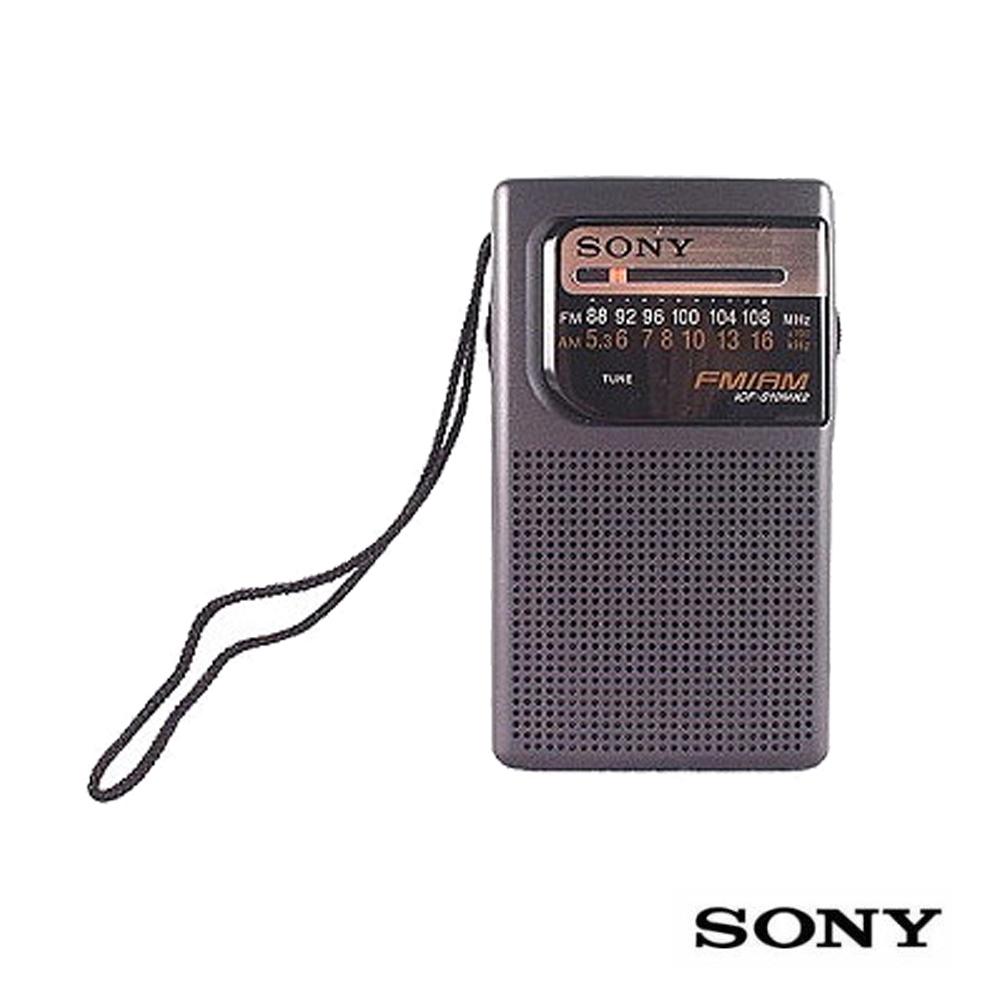 SONY FM/AM二波段收音機 ( ICF-S10MK2 )