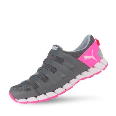 PUMA Osu v4 Wns 女性慢跑運動鞋-陰影灰