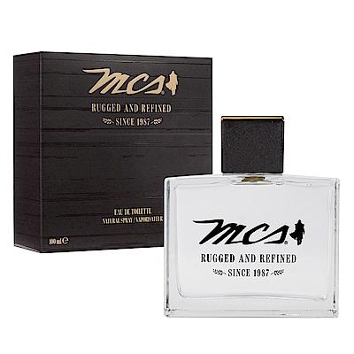 MCS曠野騎士男性淡香水100ml
