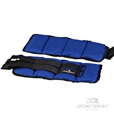日本品牌【JOEREX】10磅綁腿沙袋/沙包組-JW10