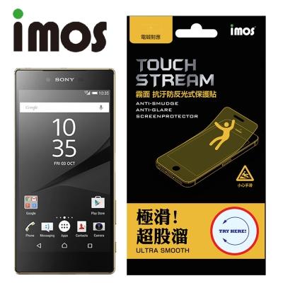 iMOS Sony Z5 Premium Touch Stream 電競 霧面 螢幕保護貼
