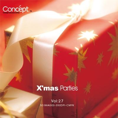 Concept創意圖庫 27-聖誕節