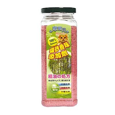 摩爾思 貓砂添加劑 尤加利香味 850g