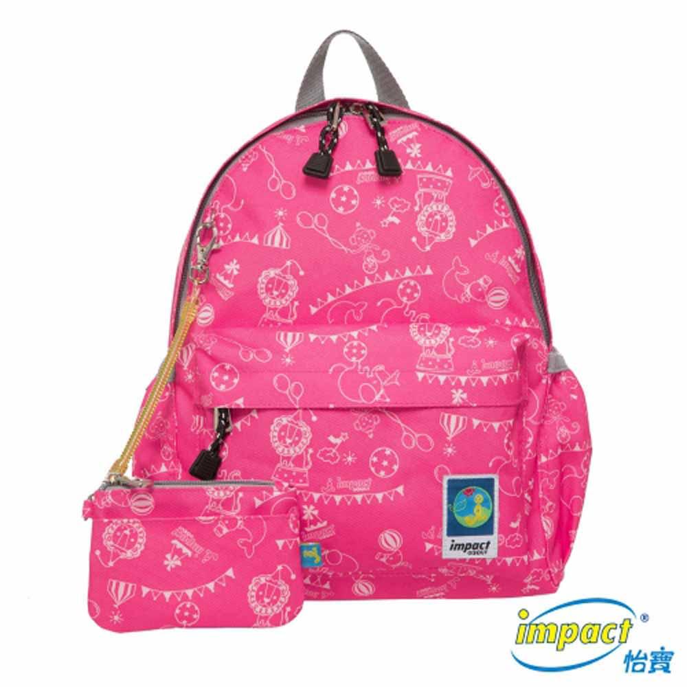 IMPACT 怡寶開心馬戲團小背包-2色IM00D02系列
