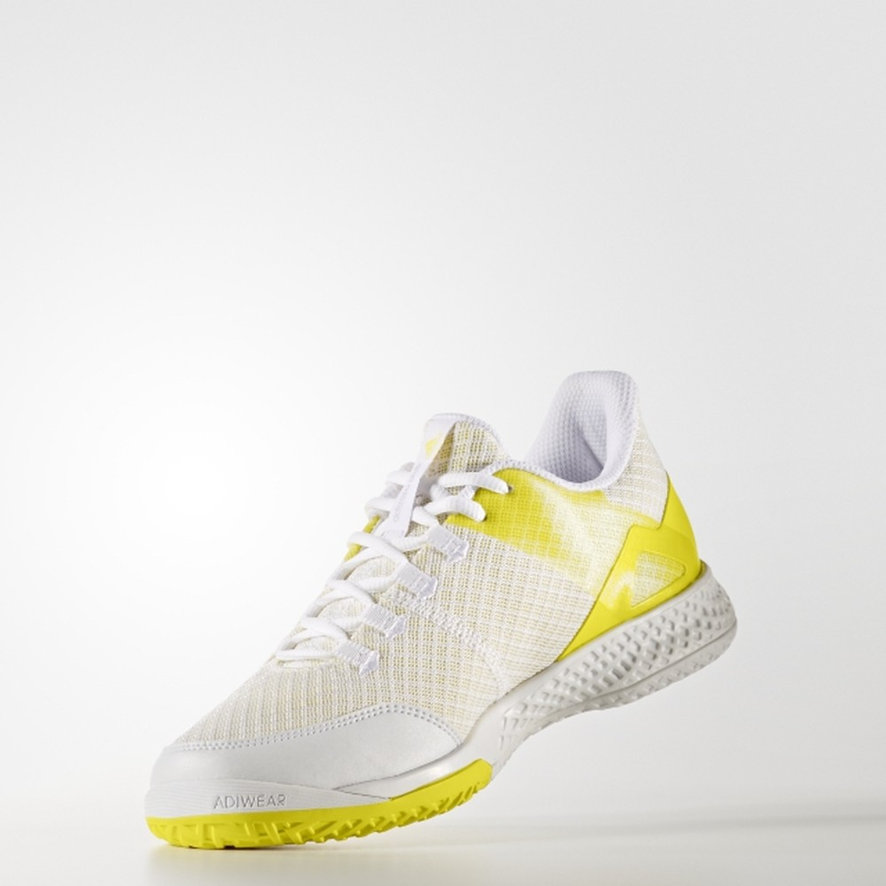 adidas ADIZERO 女 網球鞋 BY1610