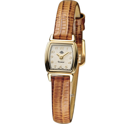 Rosemont 玫瑰錶 骨董風玫瑰系列時尚腕錶-咖啡/16x17mm