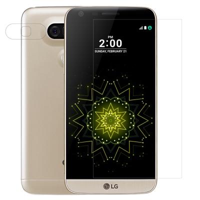 NILLKIN LG G5 H860 超清防指紋保護貼-套裝版