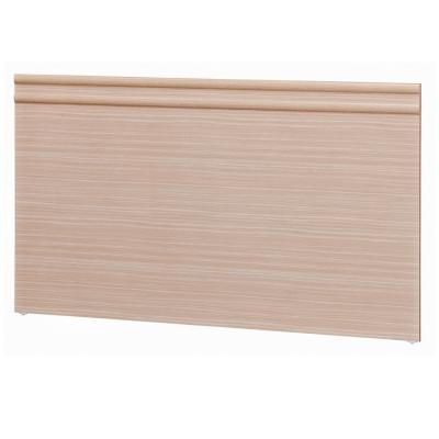 品家居 路易6尺木紋雙人加大床頭片(六色可選)-182x2x89cm免組