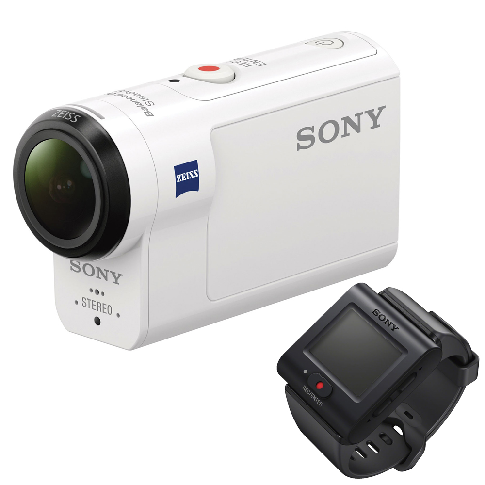 SONY Action Cam 運動攝影機 HDR-AS300R