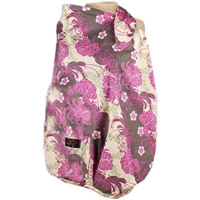 FONDANT BABY 哺乳遮蓋布 披肩-紫色菊花