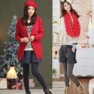 【La Belleza】任選二件 秋冬厚刷毛料外套X毛衣洋裝490元