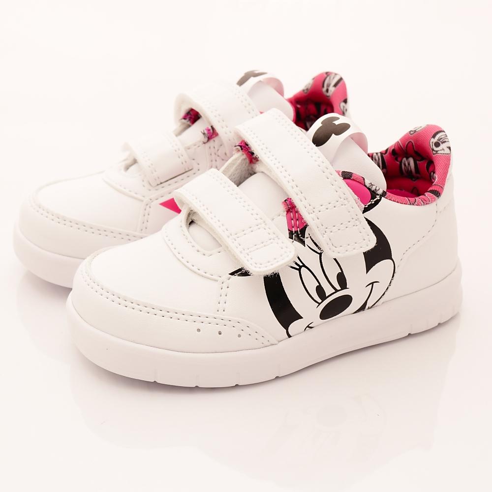 adidas童鞋迪士尼聯名款YTW644白寶寶段