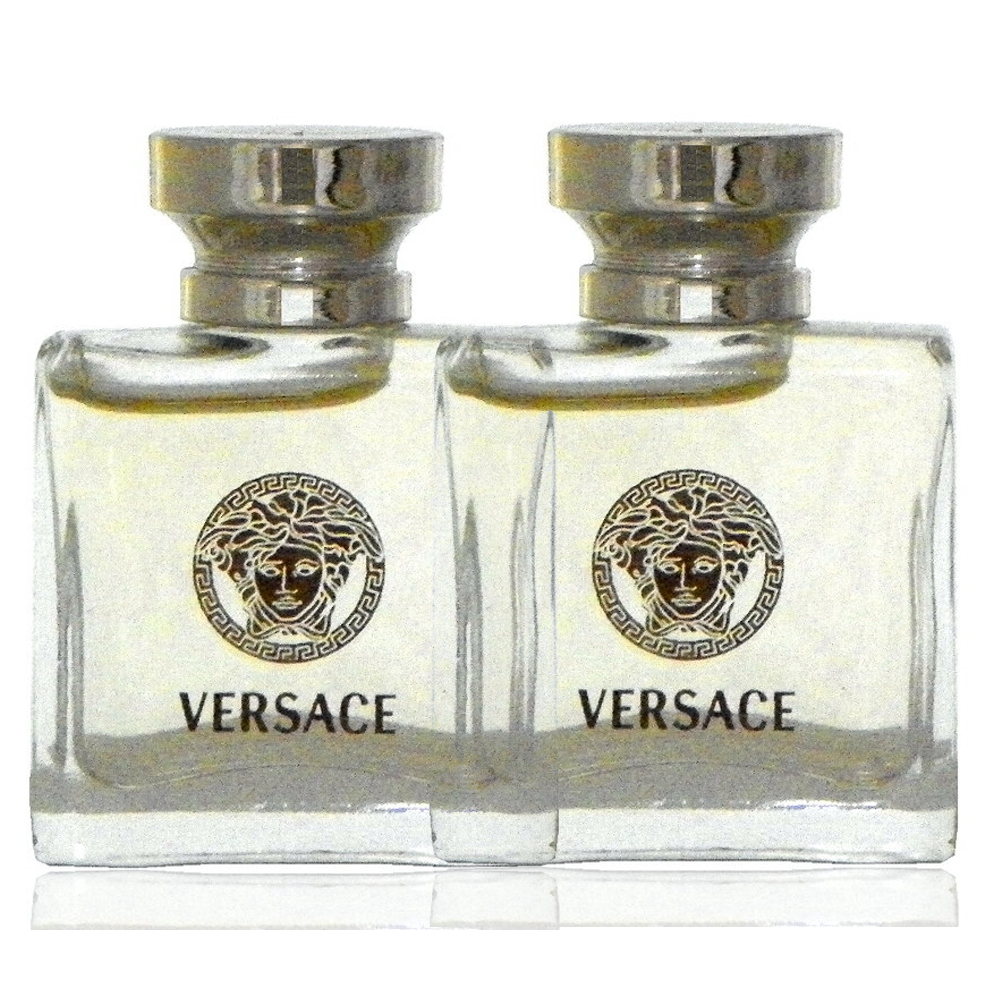 Versace Eau de Parfum 凡賽斯經典女性淡香精 5ml x 2 無外盒