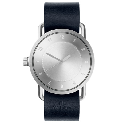 TID Watches No.1 Steel-TID-N1-40-NVW/40mm