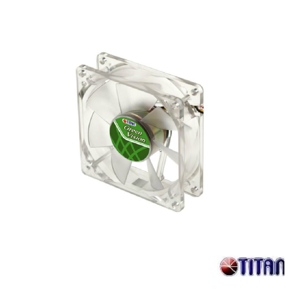 TITAN 八公分靜音系統風扇