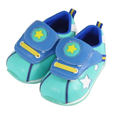 Swan天鵝童鞋-星星機能鞋1505-綠