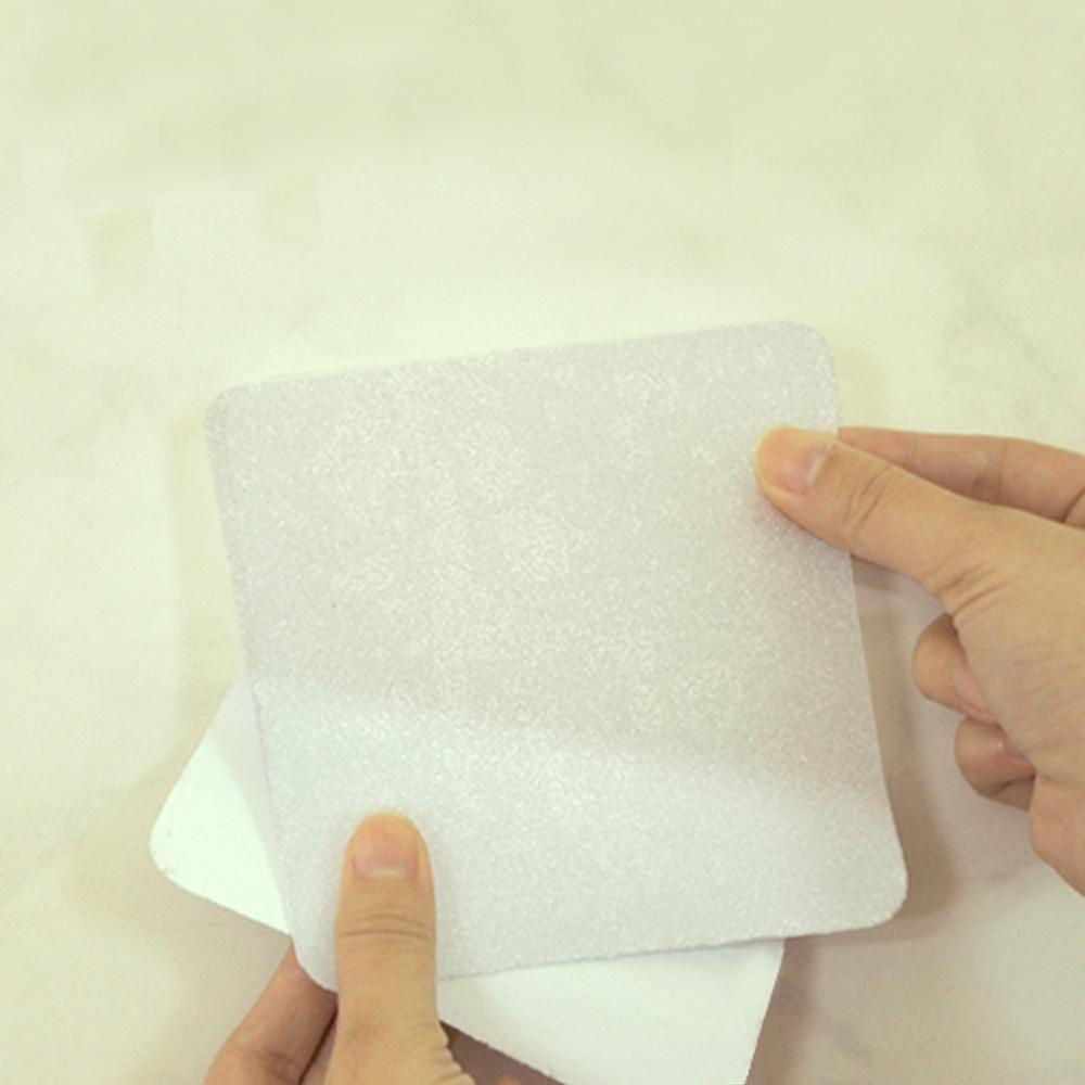 (10片超值包)半透明金鋼砂防滑貼片(止滑片)
