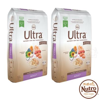 【Nutro 美士】Ultra 大地極品 成犬樂活 配方 犬糧 4.5磅 X 2包