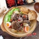 (任選)呷七碗 本產薑母鴨肉鍋