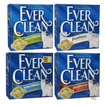 Ever Clean 藍鑽貓礦砂 25LB/盒 1入
