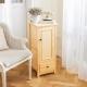 CiS自然行實木家具 收納櫃-原木瓶罐收納櫃(扁柏自然色) product thumbnail 1