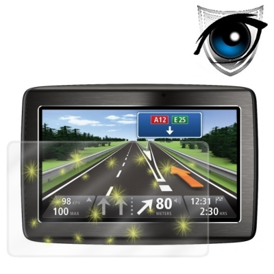 D&A 車用 7 吋液晶日本原膜抗藍光 9 H疏油疏水增豔螢幕貼( 88 mmx 150 mm)
