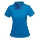 【ATUNAS 歐都納】ATUNAS-TEX女排汗短POLO衫A-P1708W藍 product thumbnail 1