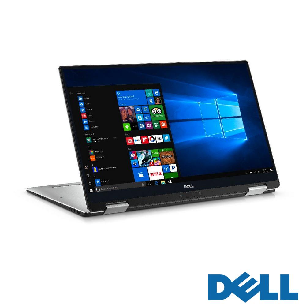 Dell XPS 13吋窄邊框平板筆電i5-7Y54 256G 8G QHD霧