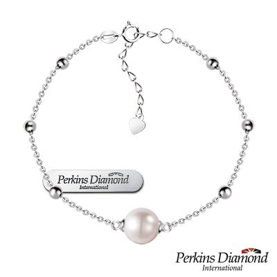 PERKINS 伯金仕 - Elegance系列 925純銀珍珠手鍊