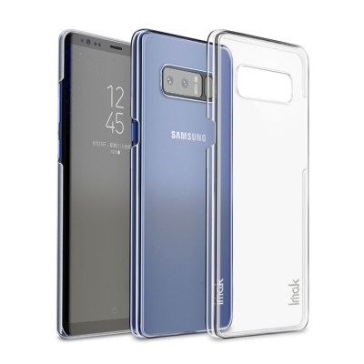 Imak SAMSUNG Galaxy Note 8 羽翼II水晶殼(Pro版)