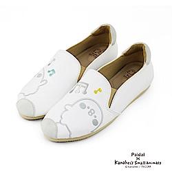 Paidal x 卡娜赫拉的小動物 - 電繡P助休閒鞋樂福鞋