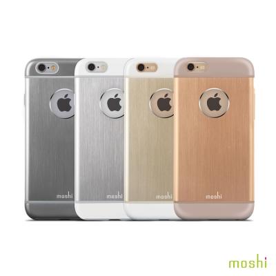 Moshi iGlaze forArmour iPhone 6 6S超薄鋁製保護背殼