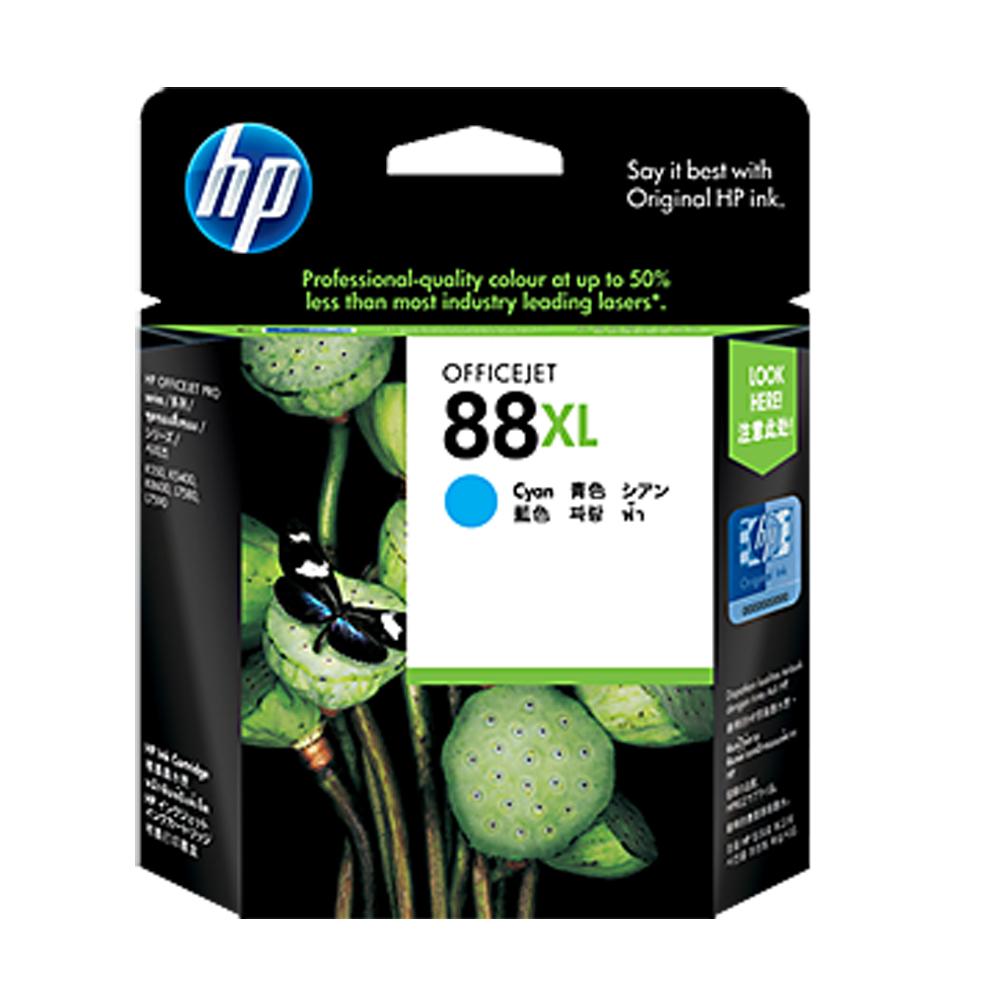 HP C9391A NO.88 XL青色墨水匣