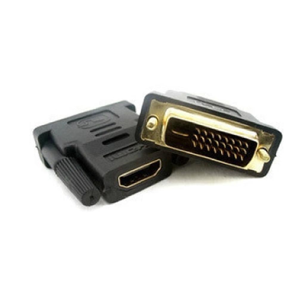 LineQ HDMI(母) to DVI(公)轉接器