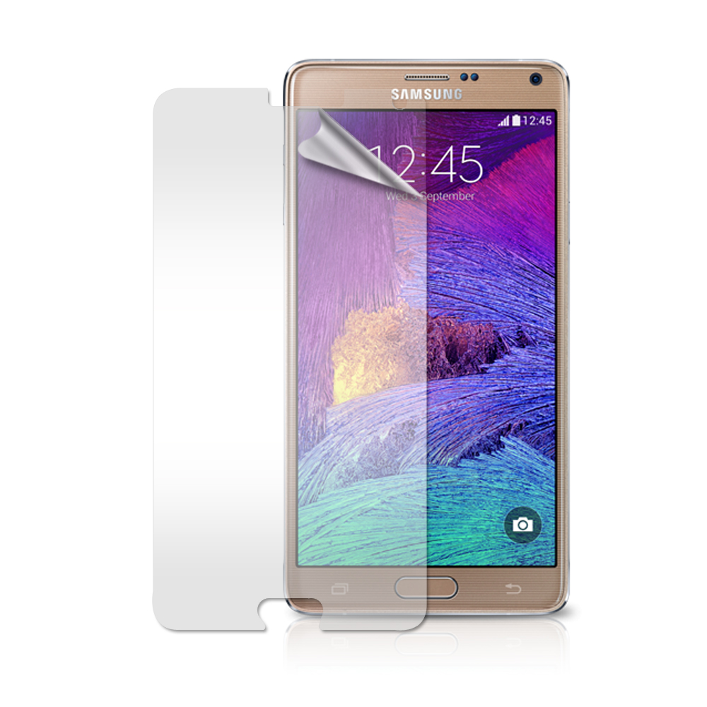 Monia Samsung Galaxy Note 4 / N910 防眩光霧面耐磨保護貼