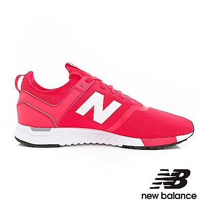 New Balance 復古鞋MRL247DI-D中性紅色
