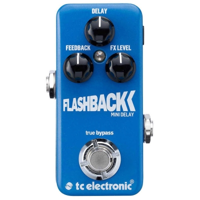 tc electronic Flashback Mini Delay 效果器